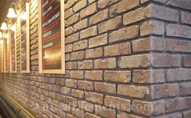 Faux Brick Residential Commercial Uses