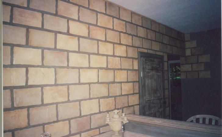 Faux Brick Tile