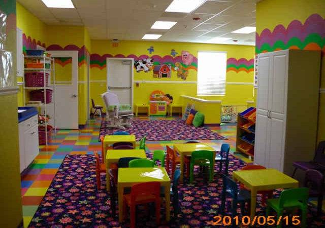 Faux Finishing Tips Advice Ideas Daycare Mural