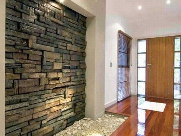 Feel Indoor Stone Walls Freshome
