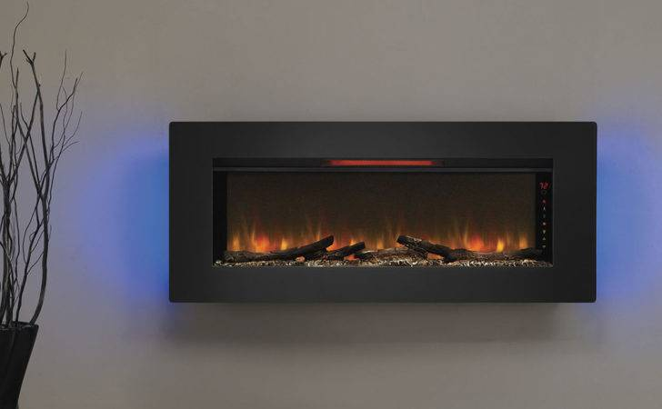 Felicity Wall Hanging Electric Fireplace Grg