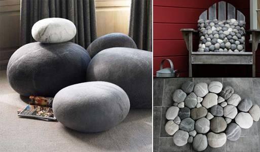 Felted Wool Stones Ronel Jordaan Accessories
