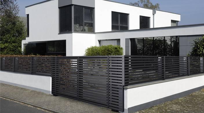Fence Design Elegant Beautiful Home