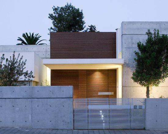 Fence Designs Pinterest Modern House Design