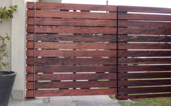 Fence Horizontal Ideas Can Make Smooth Transition