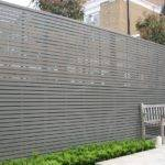 Fence Ideas Garden Trellis Gardens Contemporary