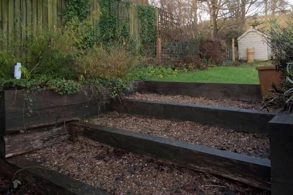 Fence Line Landscaping