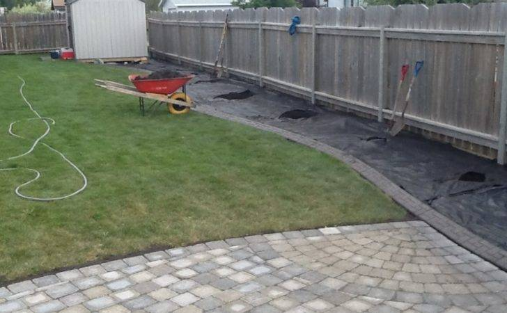 Fence Line Transformation Give Backyard Whole New Look