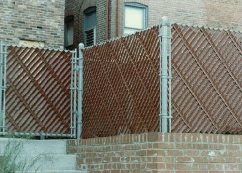Fence Slats Inserts Chain Link Academy Company