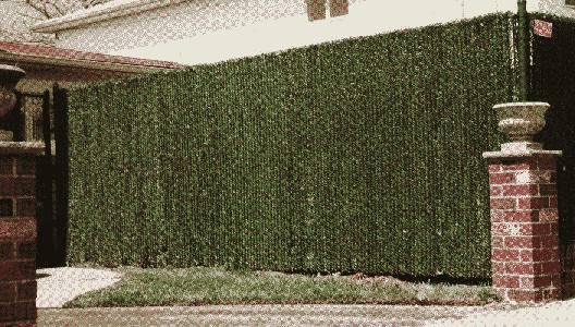 Fence Slats Privacy Chain Link Pvc Pvt