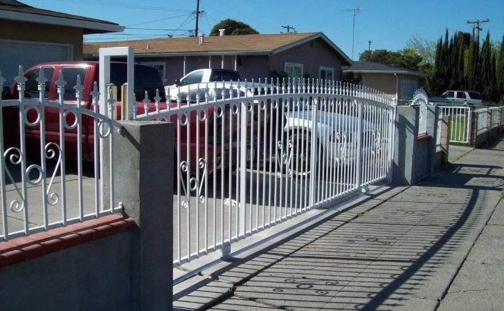 Fencing Outdoor Cafe Fencer Fence Gate Restaurant