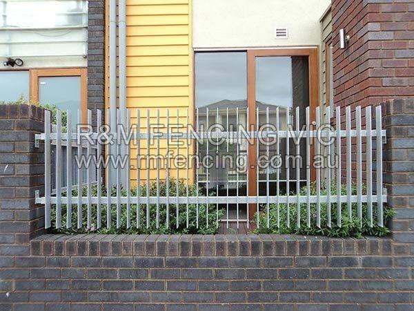 Fencing Slat Fence Vertical