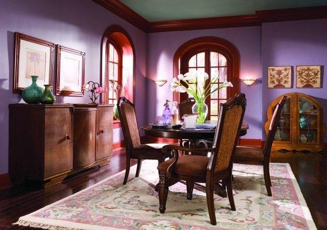 Feng Shui Dining Rooms