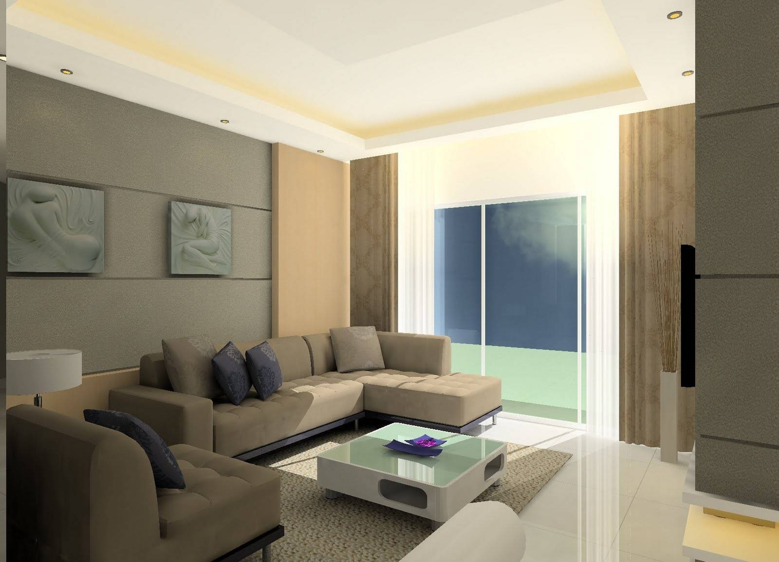 Feng Shui Furniture Placement Peaceful Room Office Architect