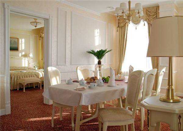 Feng Shui Home Step Dining Room Decorating