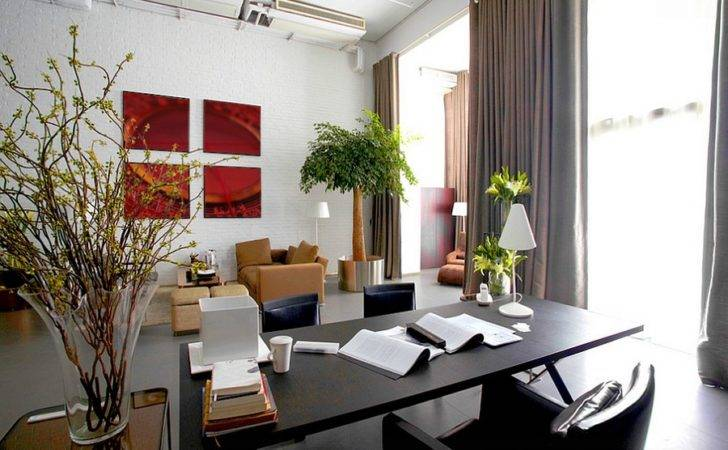 Feng Shui Ideas Productive Home Office