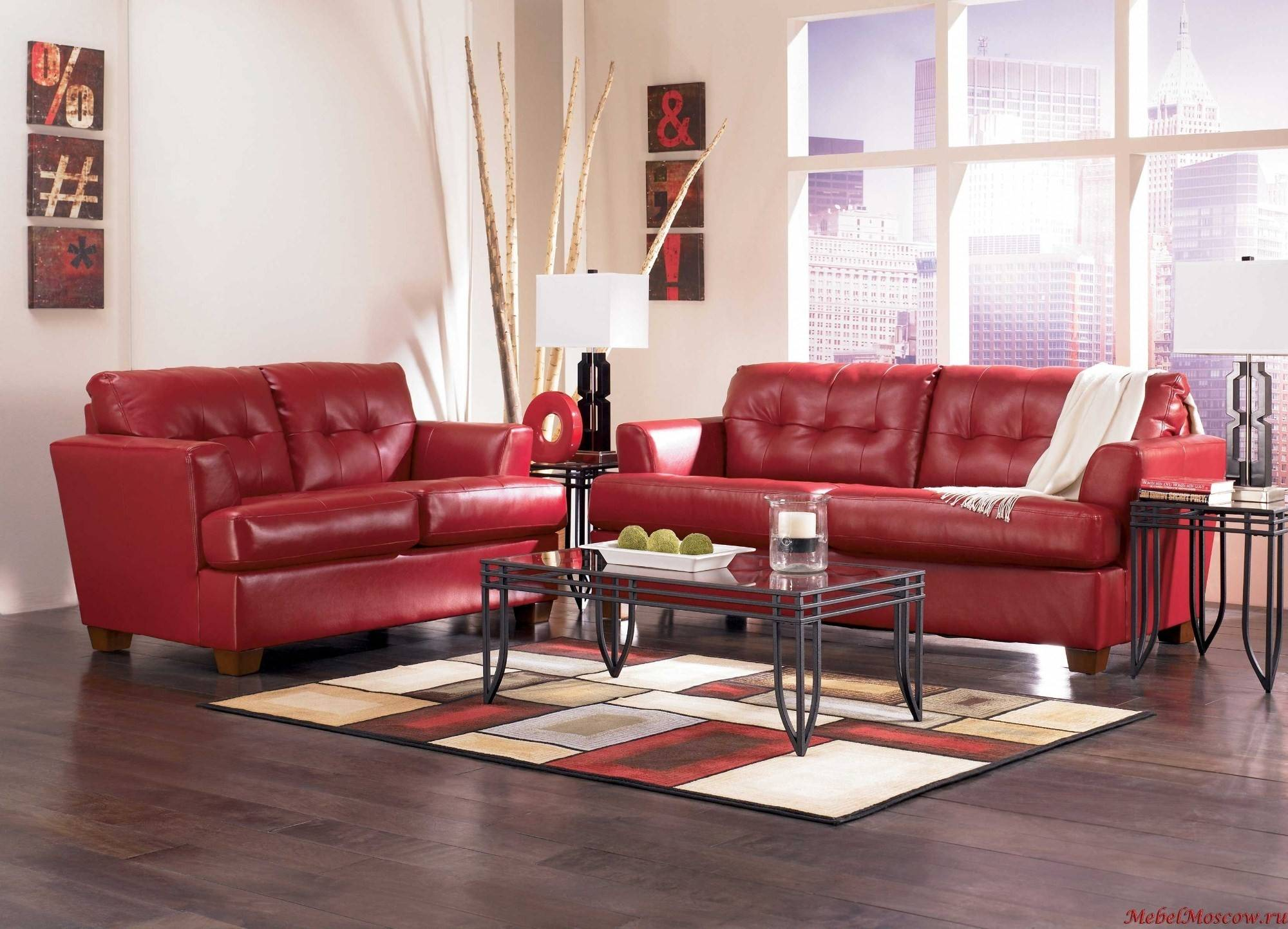 Feng Shui Living Room Layout Red Sofa Contemporary Table