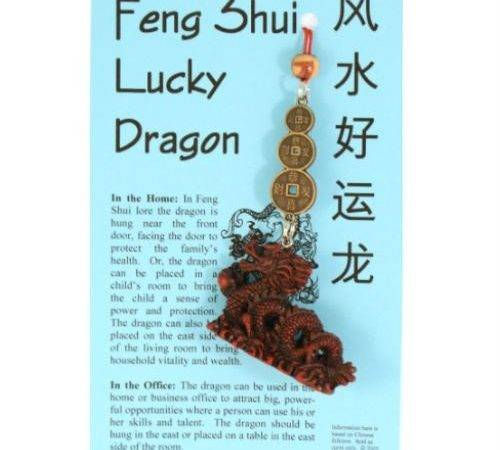 Feng Shui Lucky Dragon Body Mind Soul