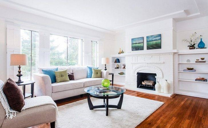 Feng Shui Suggests Place Couch Close Wall Facing