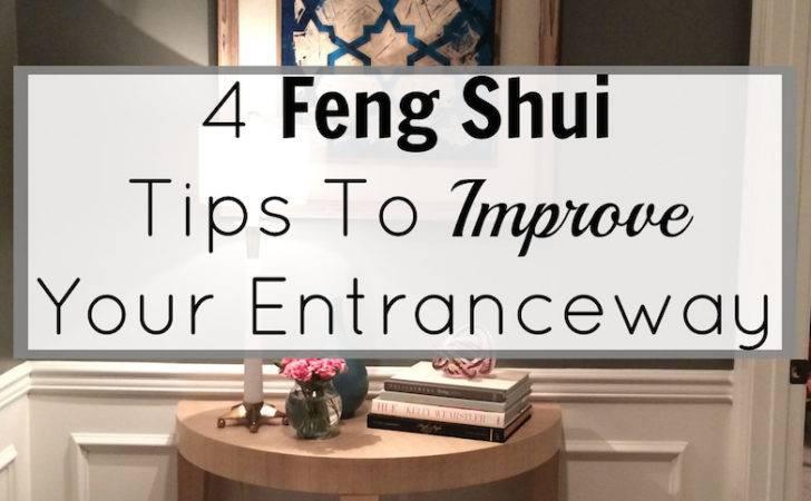 Feng Shui Tips Improve Your Entranceway Gates Interior Design