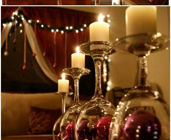 Festive Christmas Centerpieces Can Easily Diy Crafts
