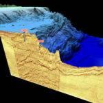 Figure Sea Floor Topography Subseafloor Structure