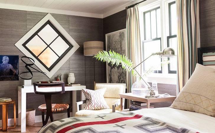 Filicia Lake House Rustic Home Bedroom Ideas Tribal Blanket