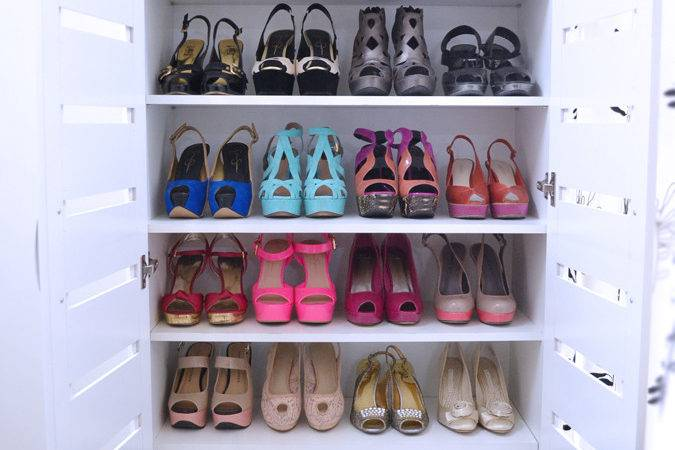 Finally Bigger Shoe Cabinet Can Fit All Shoes