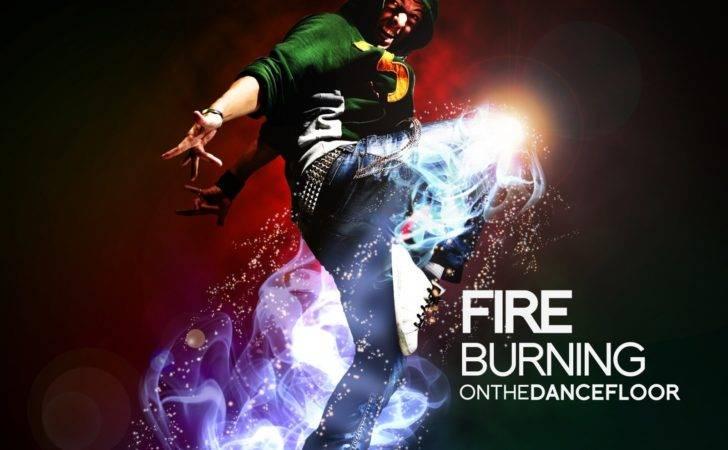 Fire Burnin Dancefloor Music Dance
