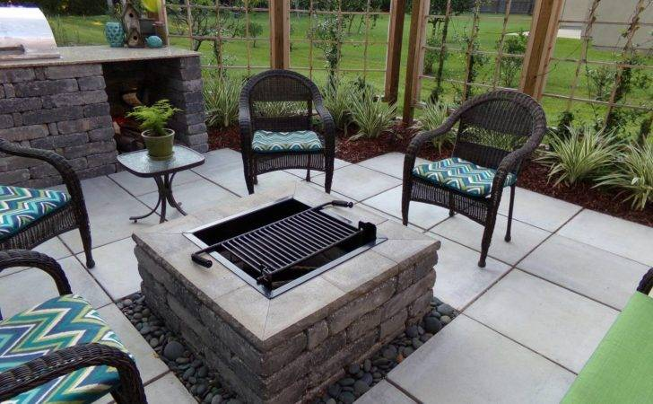 Fire Pit Design Ideas Diy Shed Pergola Fence Deck Amp More Outdoor