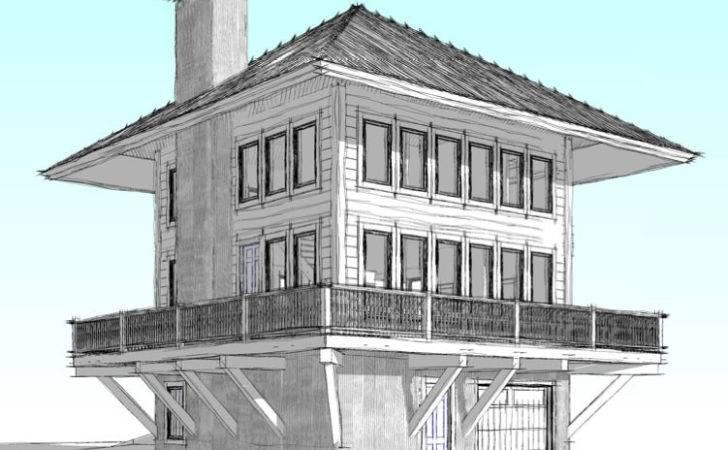Fire Tower House Plans Escortsea