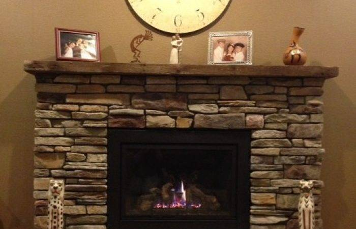 Fireplace Angie List Member Chose Customize Her