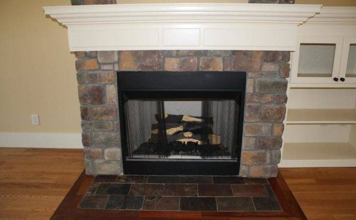 Fireplace Designs Tile Modern Tiles
