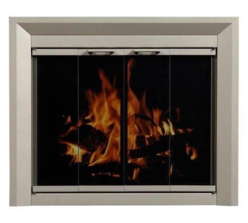 Fireplace Door Glass Replacement