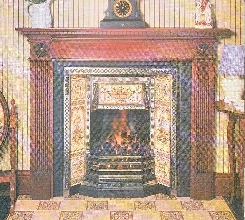 Fireplace Hanging Basket Fireside Sets