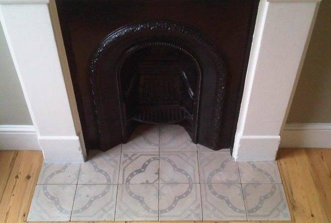 Fireplace Hearth Ideas Tile