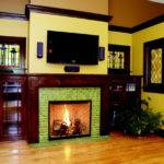 Fireplace Ideas Tile Design