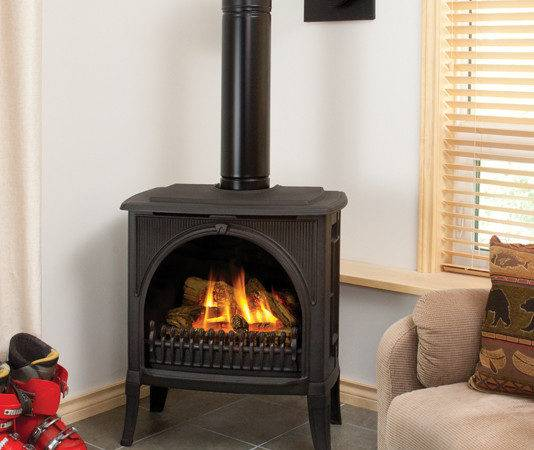 Fireplace South Island Valor Freestanding Gas Fireplaces