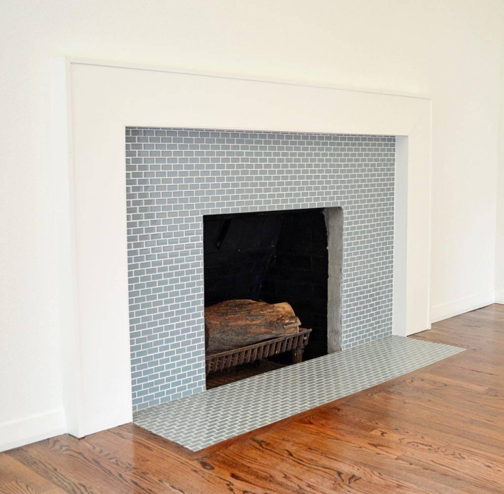 Fireplace Tile Design Ideas Mantel Hearth