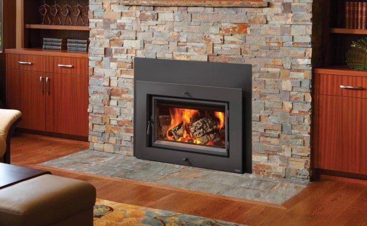Fireplace Xtrordinair Large Flush Wood Hybrid Fire Inserts