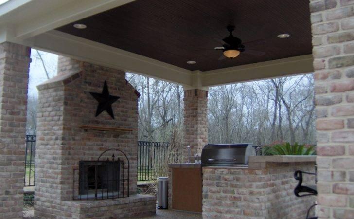 Fireplaces Creative Fieldstone Fireplace Fence Deck Tiles Near