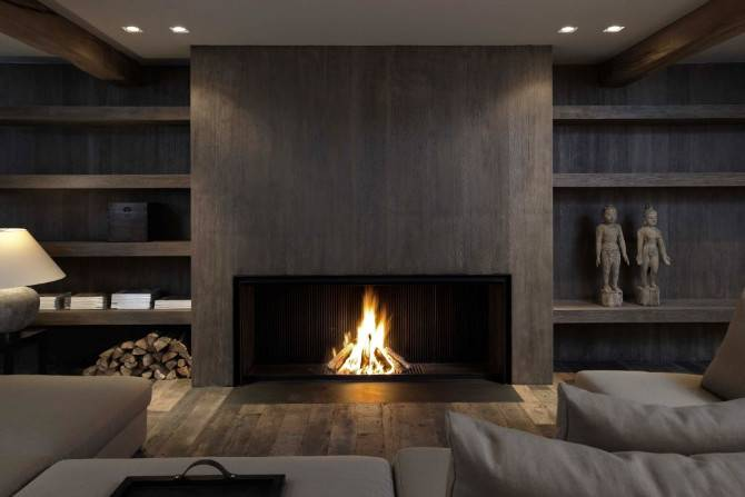 Fireplaces Urban Style