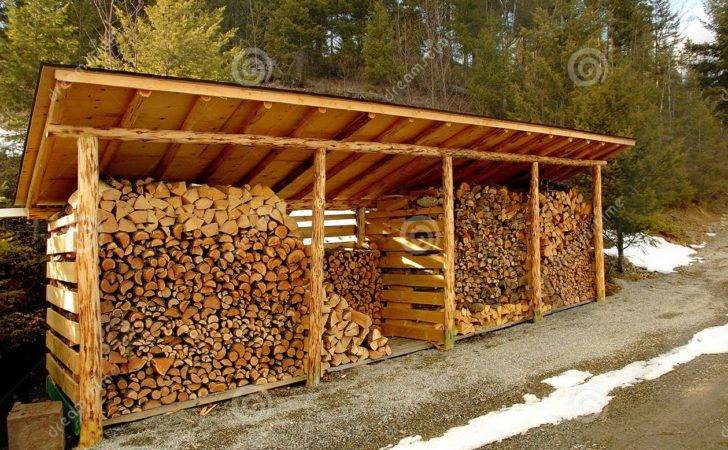 Firewood Storage Shed Keep Organize Your Properly