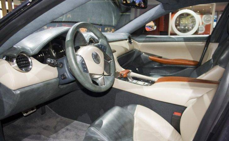 Fisker Karma Eco Friendly Car Driving Passion Sesshu