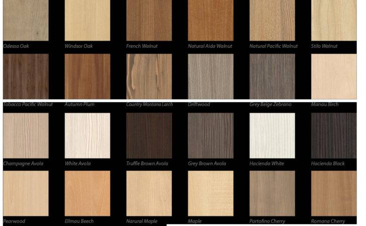Fitted Wardrobes Brochure Different Types Fittings