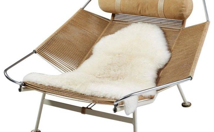 Flag Halyard Chair Designed Hans Wegner Getama Denmark