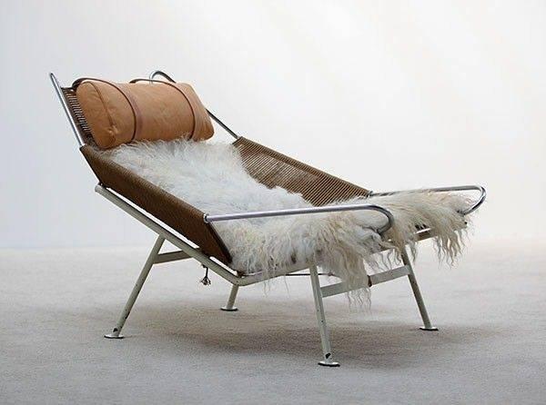 Flag Halyard Chair Hans Wegner Home Sweet Pinterest