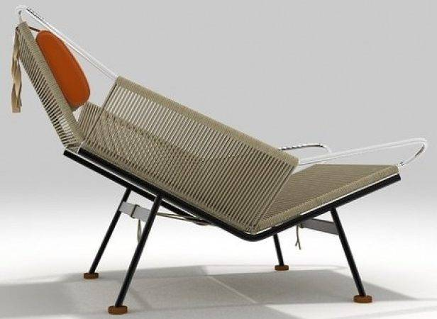 Flag Halyard Chair Model Mobler