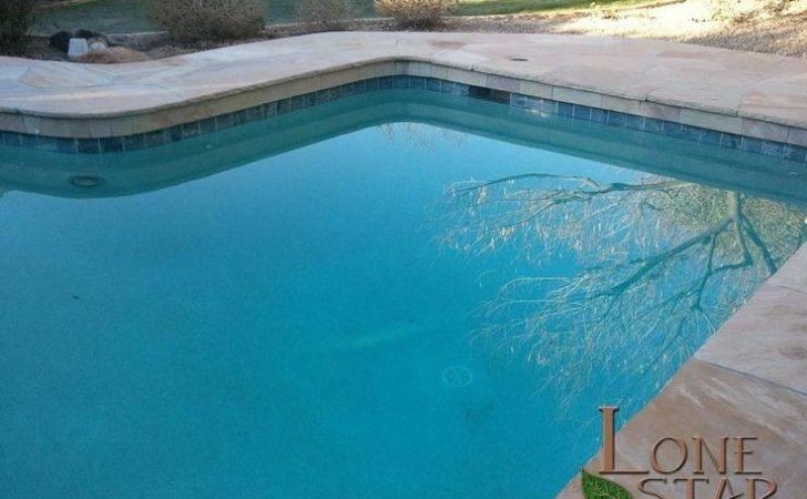 Flagstone Pool Coping Trim Remodel Scottsdale