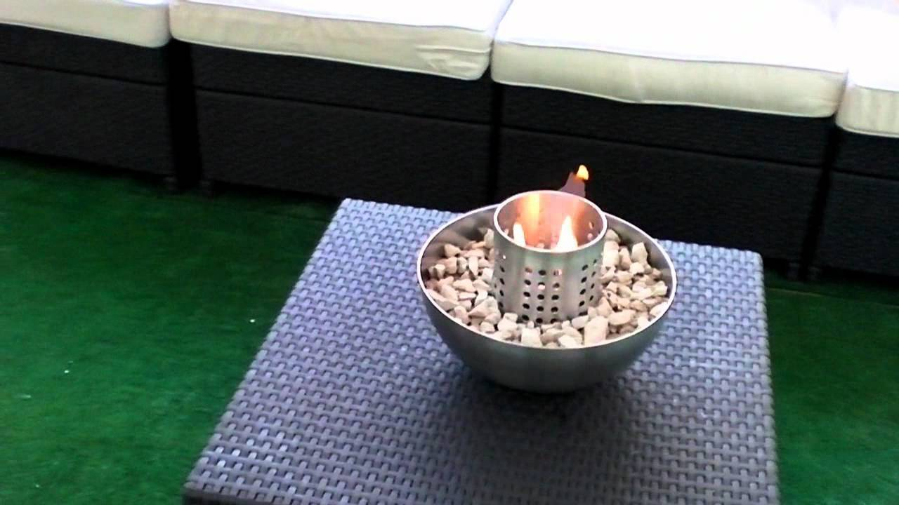 Flamethanol Ethanol Fireplace Youtube
